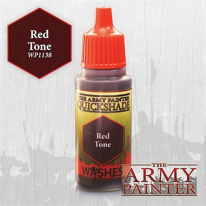 Army Painter Red Tone