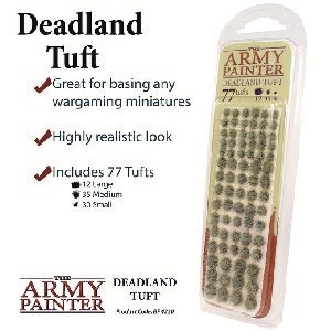 Army Painter Deadland Tufts
