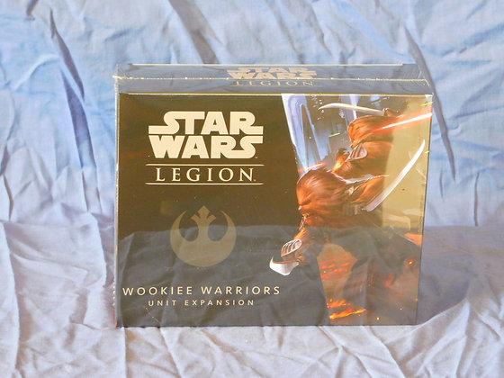 Star Wars Wookie Warriors