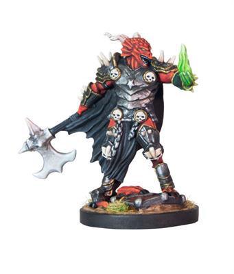 D&D Arkhan the Cruel Dragonborn