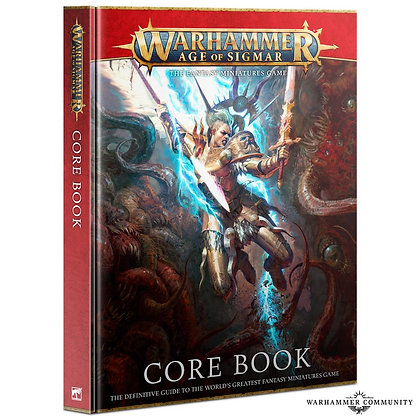 Age of Sigmar 3rd Edition Core Rule Book