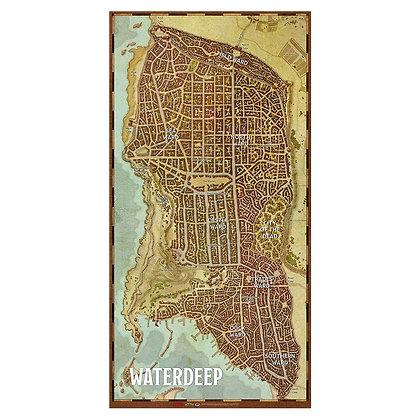 D&D Waterdeep 7 map Set