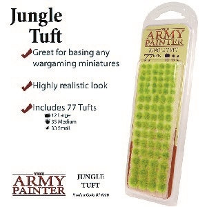 Army Painter Jungle Tufts