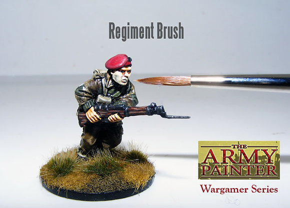 Wargamer Character Regiment brush