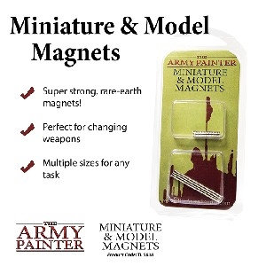 Army Painter Miniature and Model Magnets