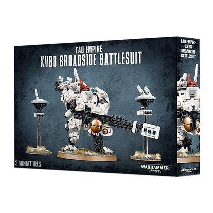 Tau Empire Broadside XV88 Battle Suit