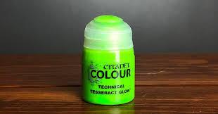 Citadel Technical Tesseract Glow