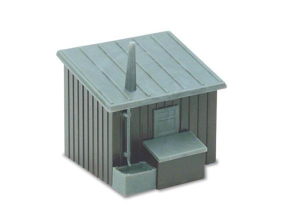 Model Platelayers Hut