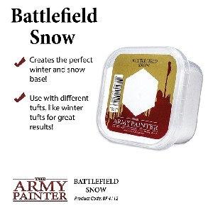 Army Painter Battlefield Snow