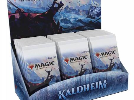 MTG Kaldheim Pre Orders