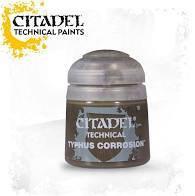 Citadel Technical Typhys Corrosion