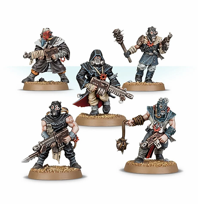 Chaos Space Marine Cultisits