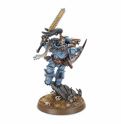 Space Wolves Ragnar Blackmane