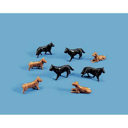 Model Scene Dogs