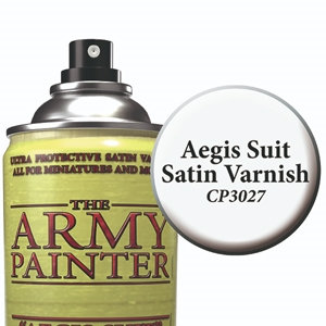 Army Painter  Satin Varnish Spray Primer