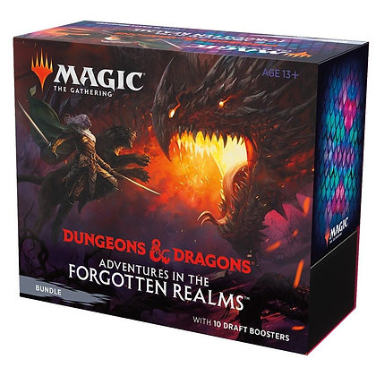 Magic The Gathering Adventures in the Forgotten Realms Bundles