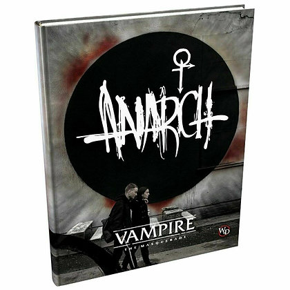 Vampire The Masqueade Anarch