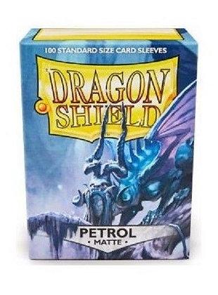Dragon Shield Petroleum Matte