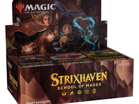 Strixhaven Pre-Orders
