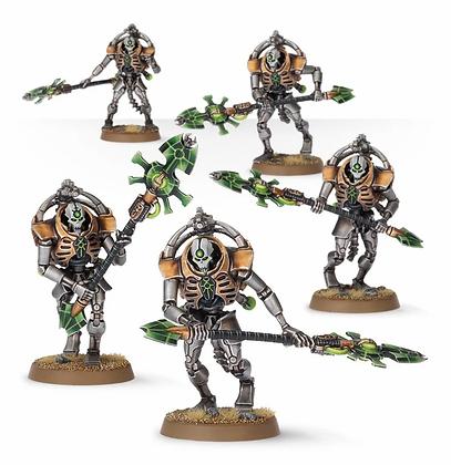 Warhammer 40k Necron Triach Praetorians/Lych Guard