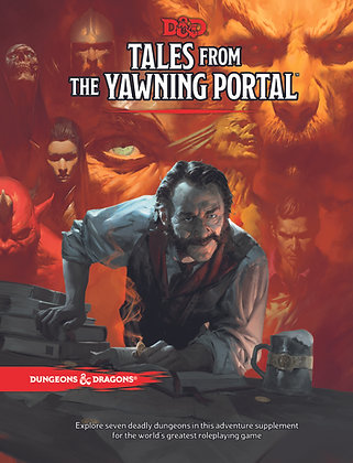 D&D Tales from the Ywaning Portal