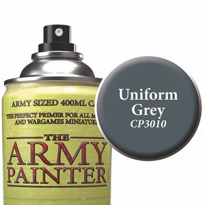 Army Painter Unifrom Grey Spray Primer
