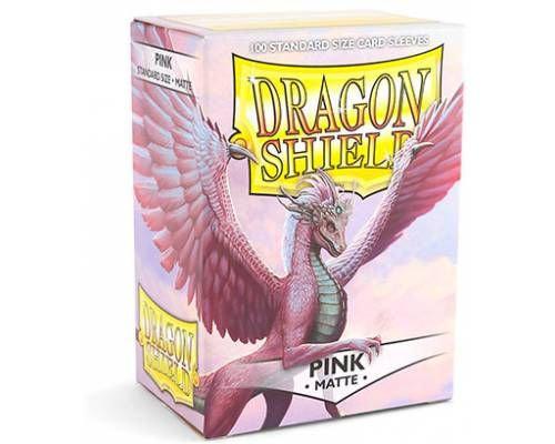 Dragon Shield Pink Matte