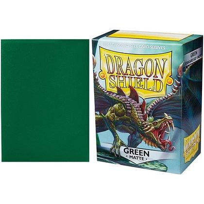 Dragon Shield Green Matte