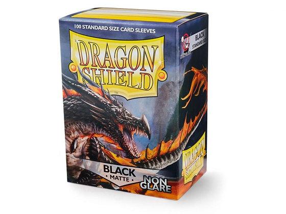 Dragon Shield Non Glare - Black