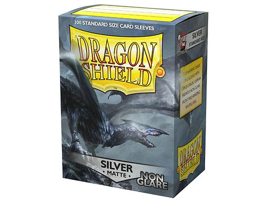 Dragon Shield Non Glare - Silver