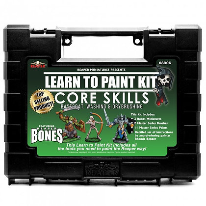 Bones Learn to Paint Set