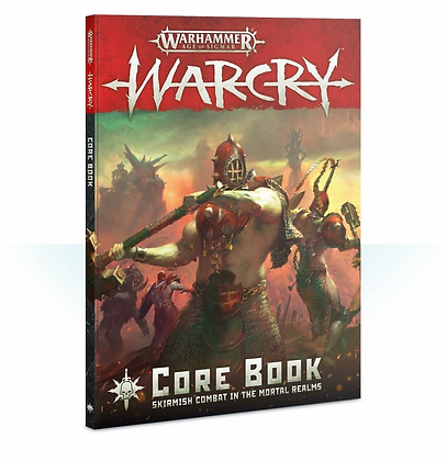 AOS Warcry Core Rule Book