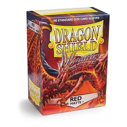 Dragon Shield Red Matte