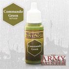 Army Painter Commando Green