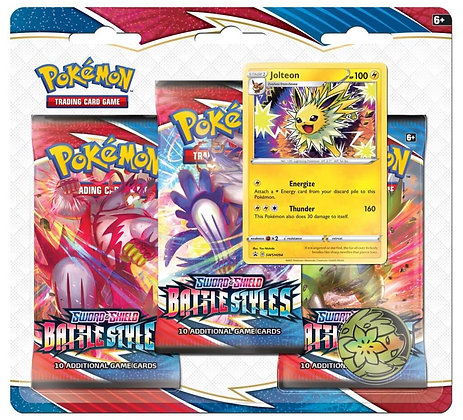 Battle Styles 3 booster pack