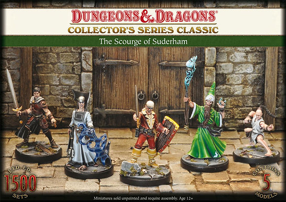 D&D The Scourge of Suderham