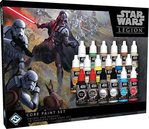 Star Wars Legion Core Paint set.