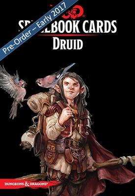 D&D Spell Book Cards: Druid