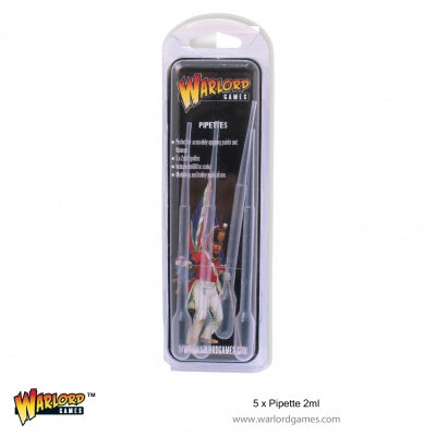 Warlord Games Pipettes x5