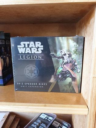Star Wars Legion 74 - Z Speeder bikes