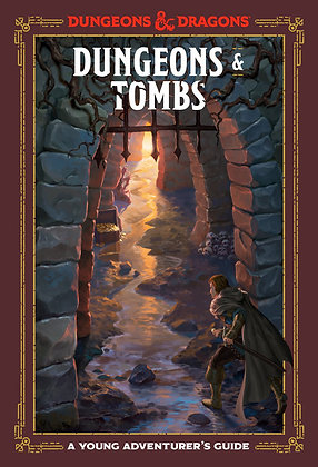 D&D Dungeons and Tombs A Young Adventurer's guide