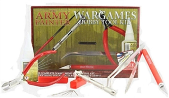 Army Painter Miniature and Model tool set