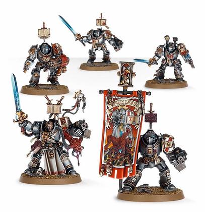 Grey Knights Paladins Squad