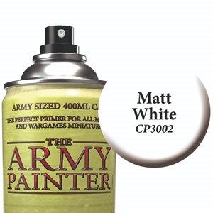 Army Painter Matte White Spray Primer