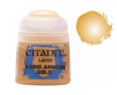 Citadel Auric Armour Gold