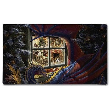 Dragon Shield Playmat - Christmas Dragon
