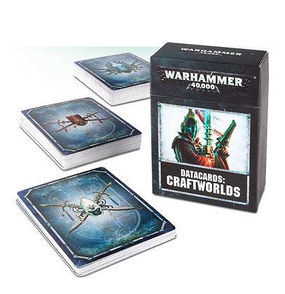 Craftworlds Data Cards