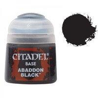 Citadel Abbadon Black