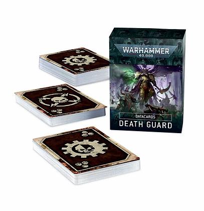 Death Guard Data Cards
