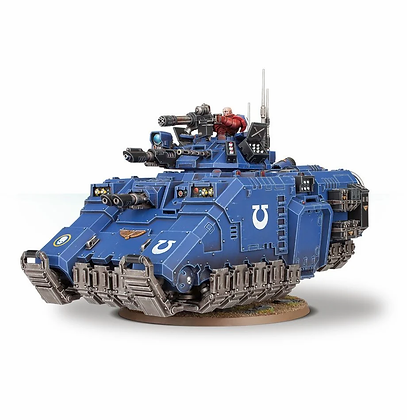 Space Marine Repulsor